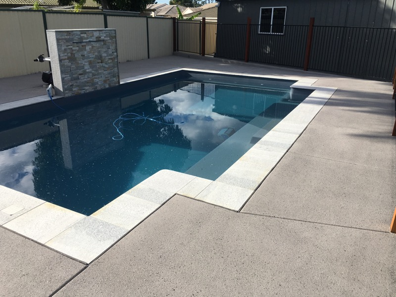 Epoxy Flooring Gallery >> Pool Surrounds - South East Concrete