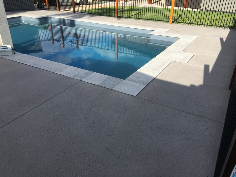 Pool Surrounds South East Concrete