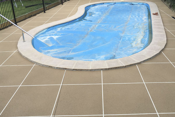 spraycrete swimming pool