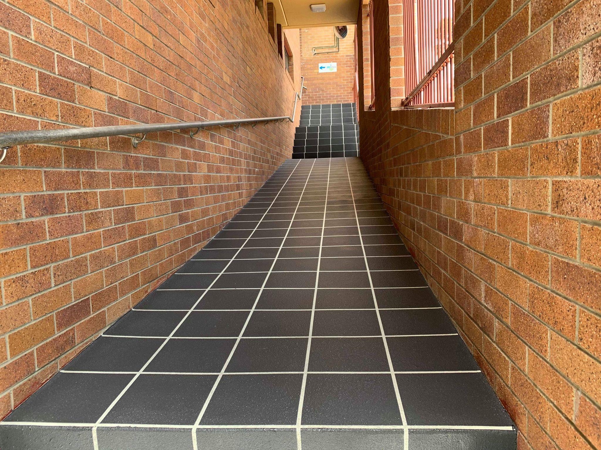 Entryways into Commercial Building Darra